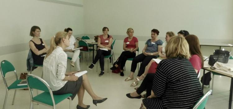 Szczęście – relacja ze szkolenia w ZCDN-ie