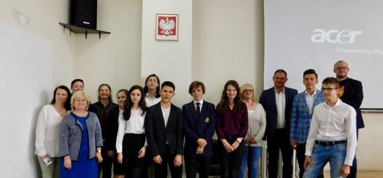 Finał XIV Konkursu Filozoficznego w Szczecinie – relacja