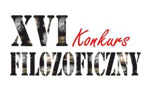 XVI Konkurs Filozoficzny: zgłoszenia