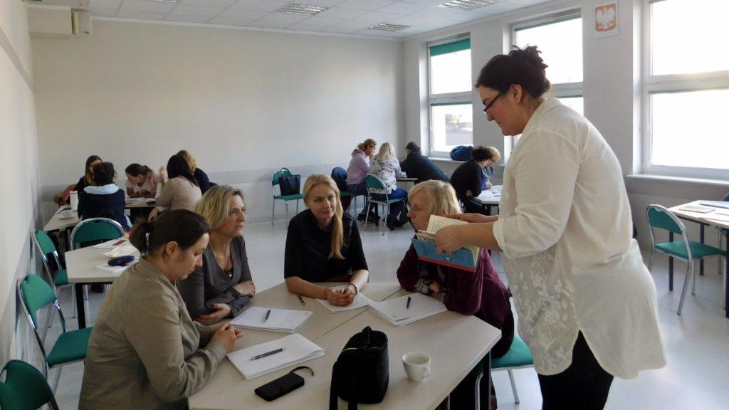 szkolenie filozoficzne dla nauczycieli