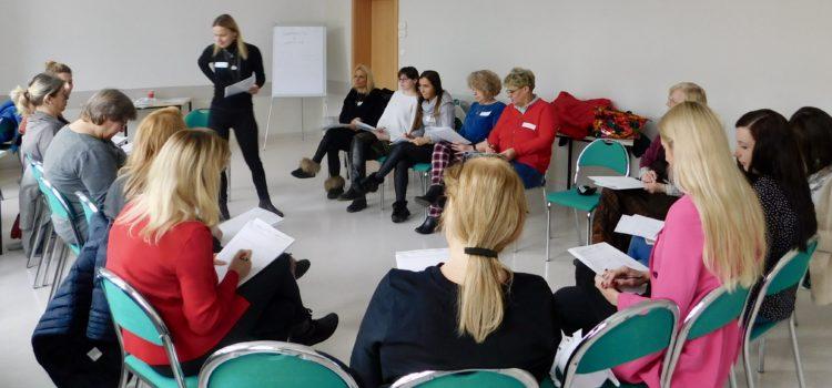 Szczęście i trening twórczego myślenia – relacja ze szkolenia w ZCDN-ie