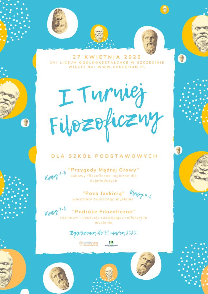 I Turniej Filozoficzny w Szczecinie
