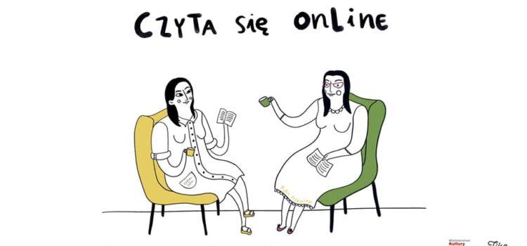Czyta się online. Fika filozofuje!
